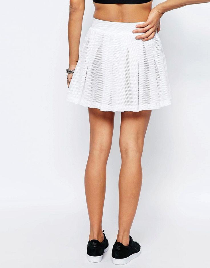 adidas Originals Mini Pleated Skirt