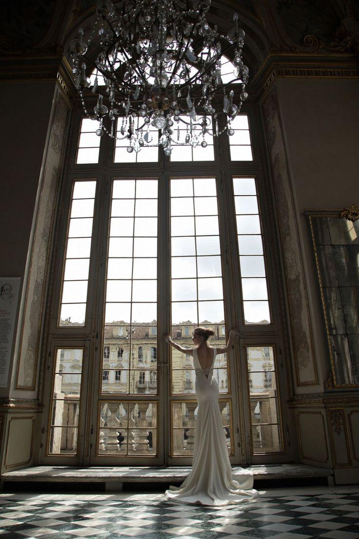 Wedding Dress Nicole - Collection ALESSANDRARINAUDO TABATA ARAB16627 2016