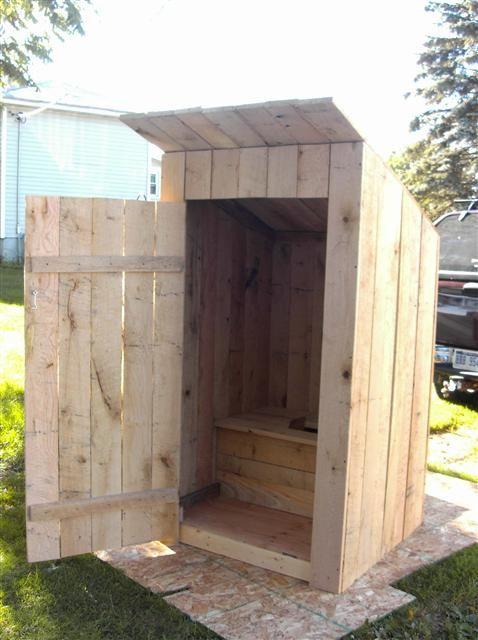 Garden Outhouses