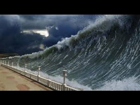 Tsunami in Japan | Shocking on Camera