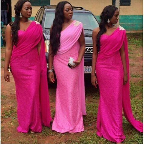 """""""Brides Beautiful in dresses by  @tonia_gaby """""""