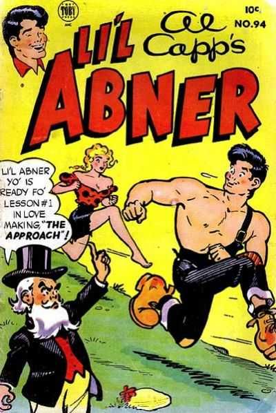 Al Capp's Li'l Abner Comics #94 (Issue)
