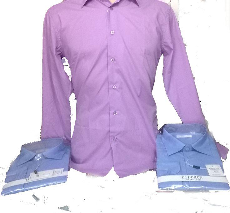 Veja nosso produto! Se gostar, pode nos ajudar pinando-o em algum de seus painéis :)     Lindas camisas Slim 100% algodão, fino acabamento com preço inigualável!