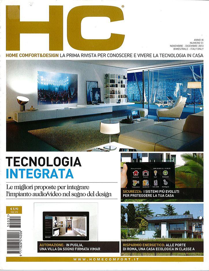 HC Home Comfort&Design n.51 - Dicembre 2013: https://issuu.com/raffaelecarrella5/docs/hc  Una importante villa d'epoca realizzata nel cuore della riviera Ligure, con la collaborazione del nostro studio: Raffaele Carrella Architect.