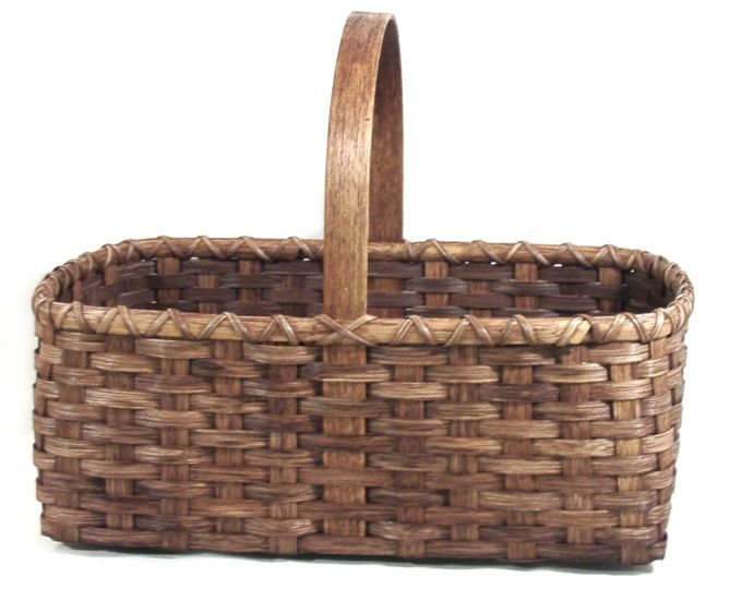 Farmer's Market Basket - Joanna's Collections free pattern for August 2014