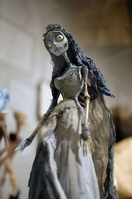 Corpse Bride - great musical - tim burton