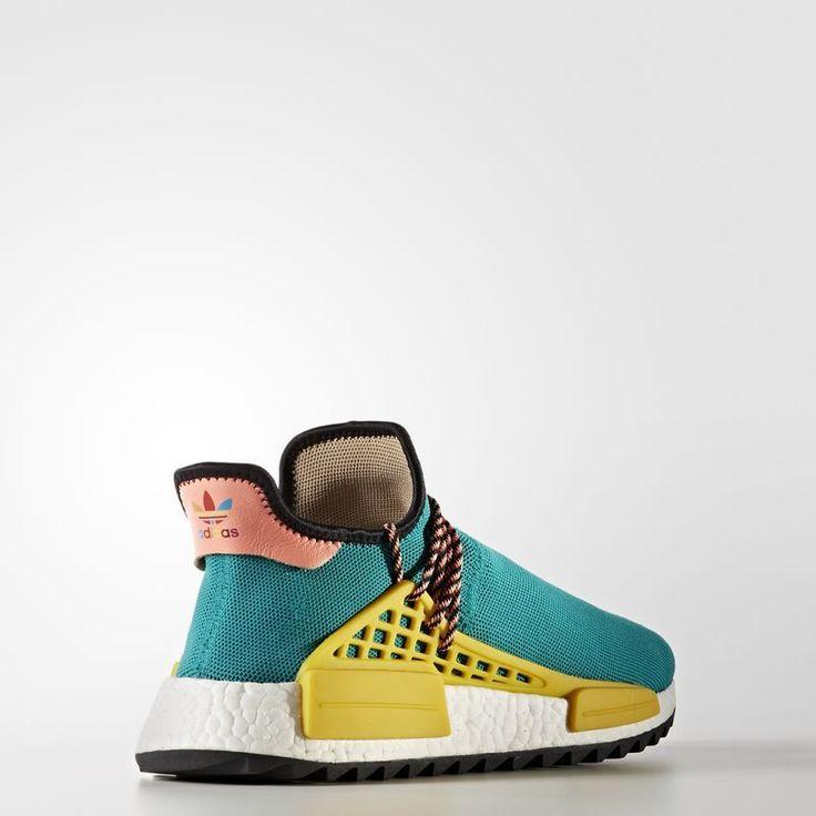 ec9d29b8d ... pharrell williams x adidas nmd trail hu race sun glow . release  11.11.2017
