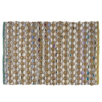 alfombra jute trenzado para casaideas