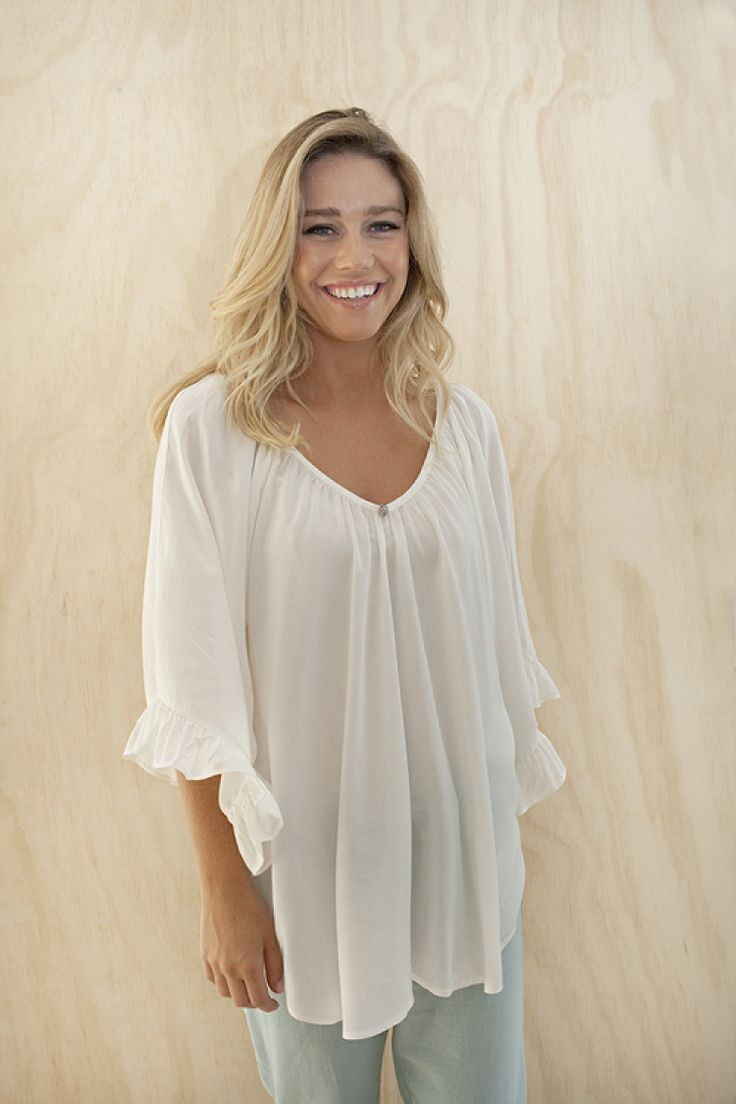 Humidity Sunsetter Blouse $110