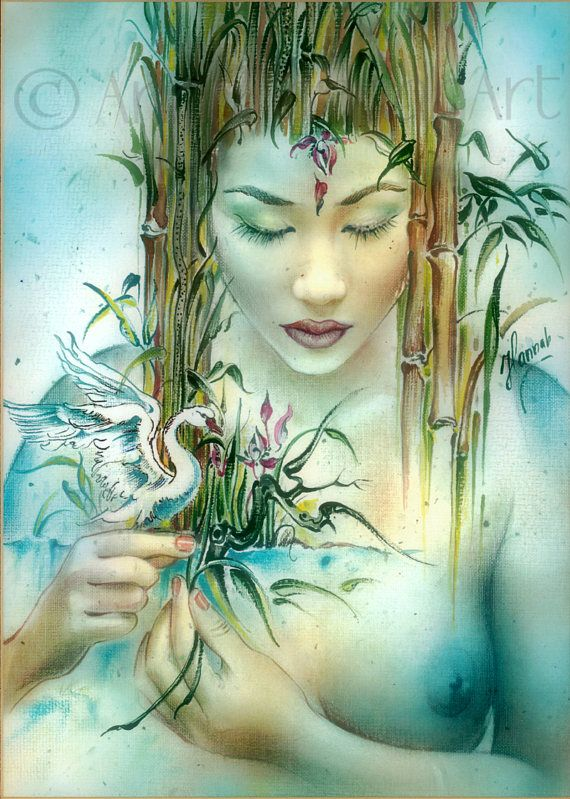 """""""Chinese Fairytale"""" (""""Weaving the Threads of Life"""")"""