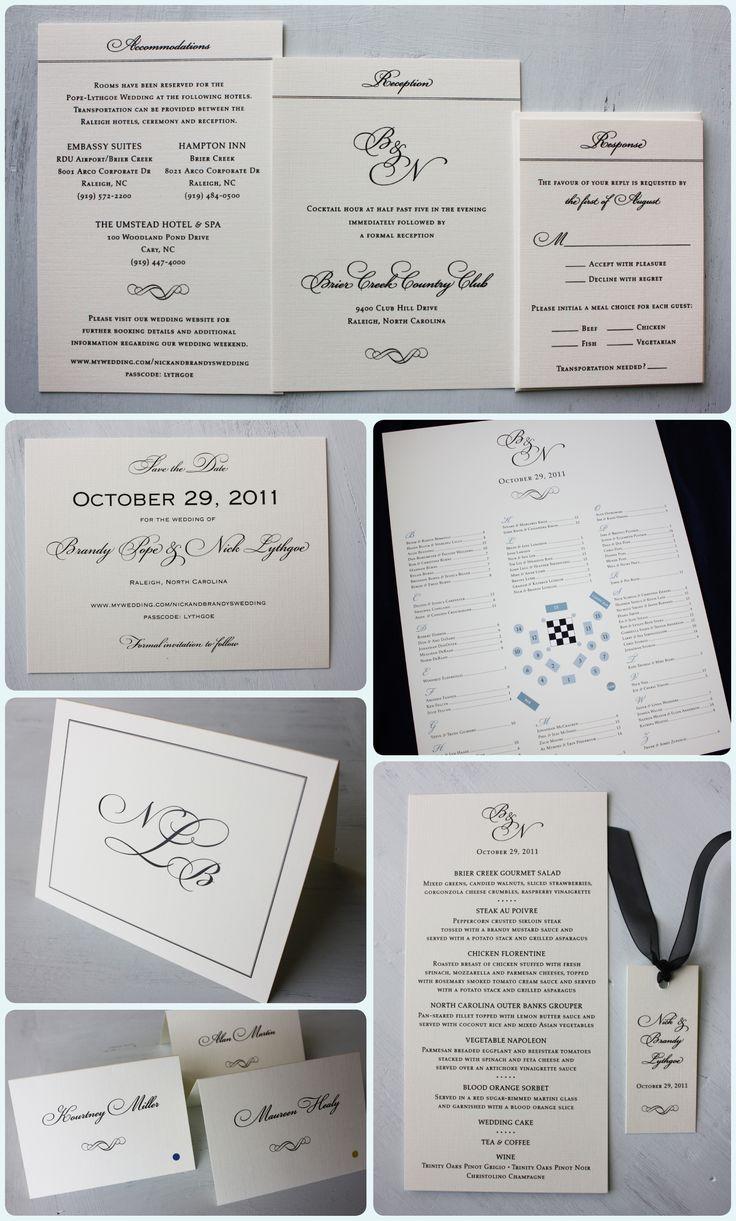 14 best Wedding Ideas images on Pinterest | Bridal invitations ...