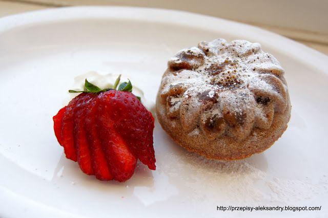 Aleksandra's Recipes: Mary Berry's chocolate chips muffins