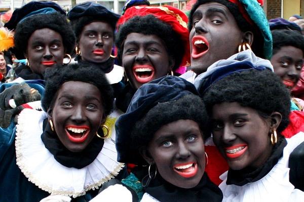 Zwarte Pieten!