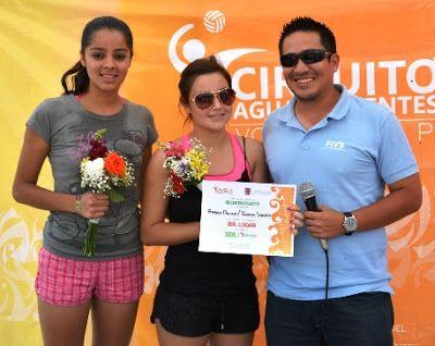 Llegó a su fin la 4ta etapa del circuito Estatal de Voleibol de playa en Aguascalientes ~ Ags Sports