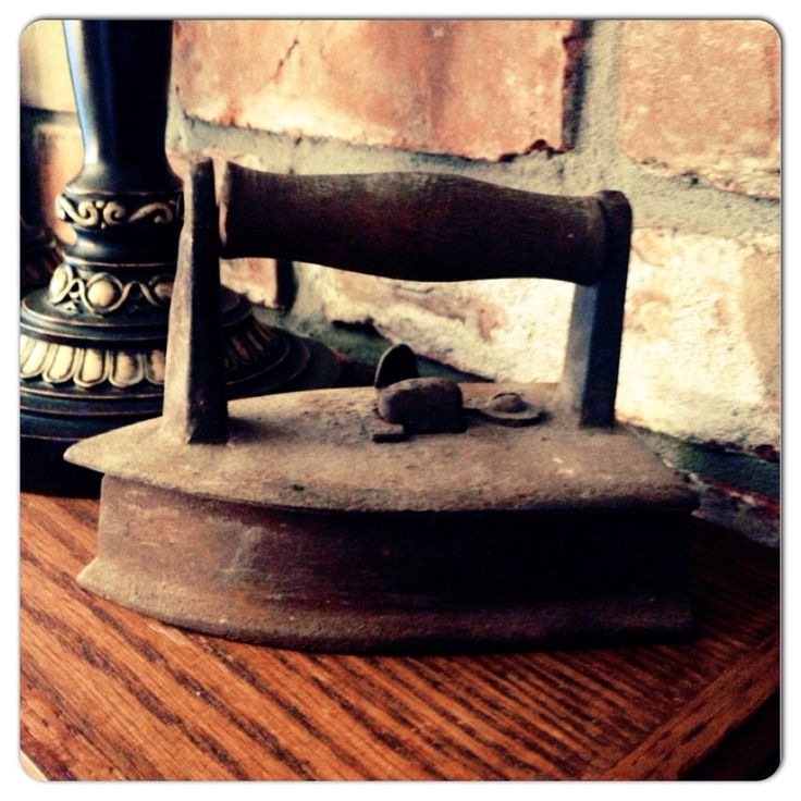 Antique finds, Rustic style