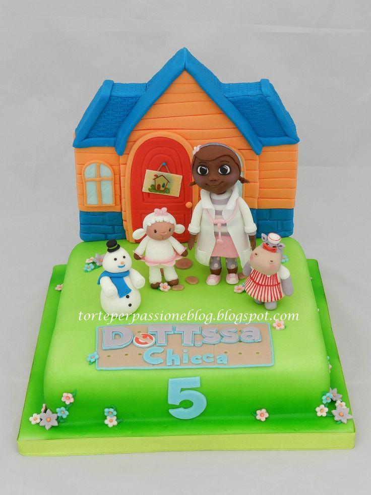 Doc Mcstuffins Cake Decorating Kit : 111 best Desenhos Animados-Dr.? Brinquedos images on ...