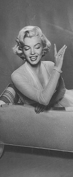 1952: Marilyn Monroe