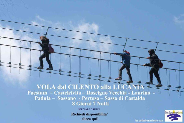 Nuovi Tour All Inclusive nel Parco nazionale del Cilento
