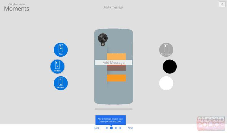 Nexus 5 to Get Moto X's Motorola Moto Maker on Google Play Store?