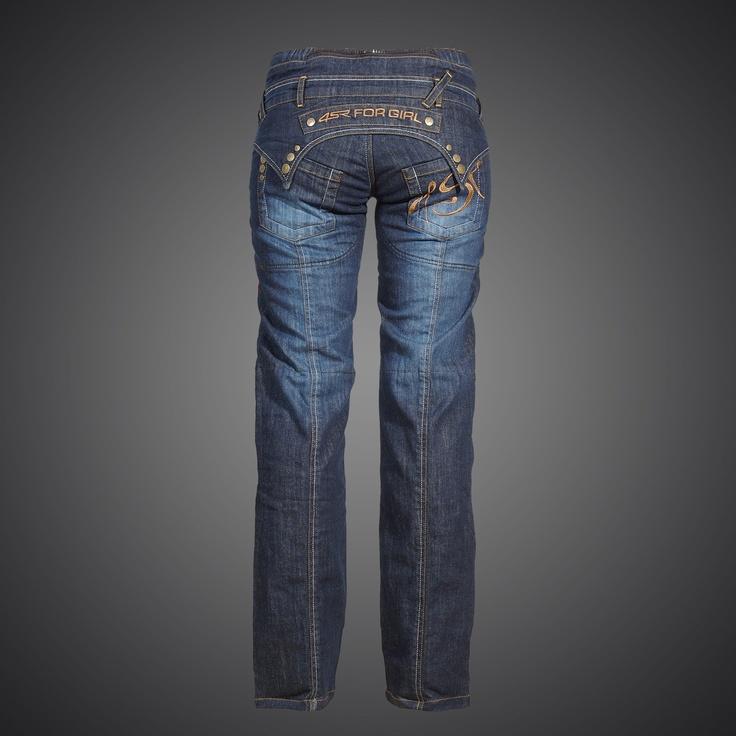 4SR Jeans Lady Star