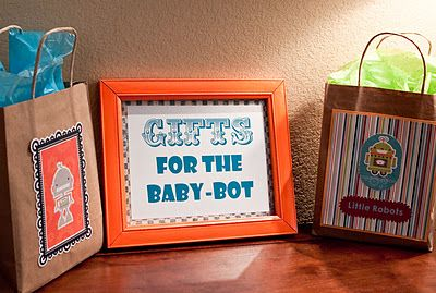 From Dahlias to Doxies: Robot Gifts