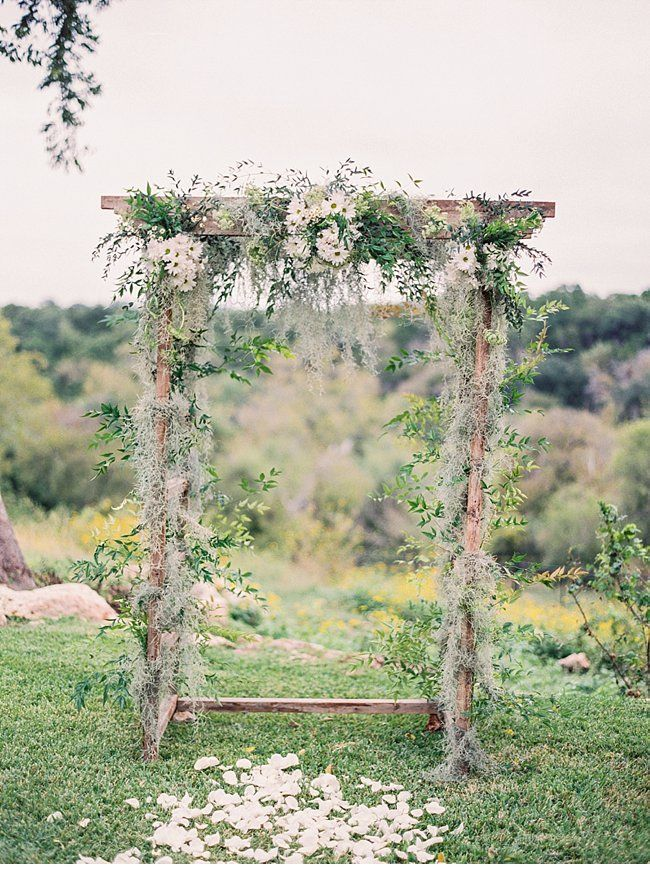 Backyard Wedding in Austin by Taylor Lord