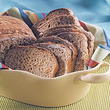 This hearty high-fiber, moist loaf features the delightfully nutty flavor of malted wheat.