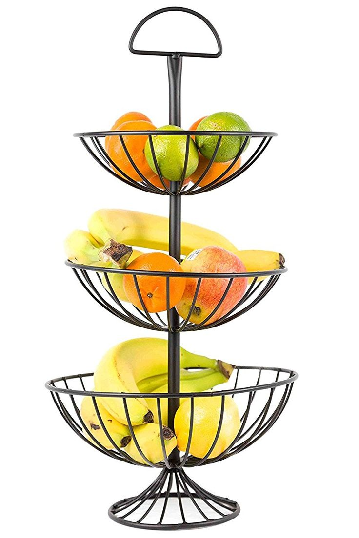 The 23 best 3 Tier Fruit Basket images on Pinterest | Tiered fruit ...