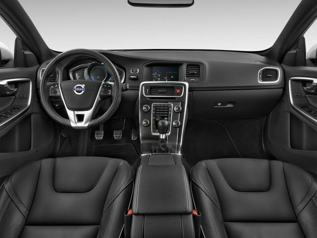 Volvo s60 interior!!