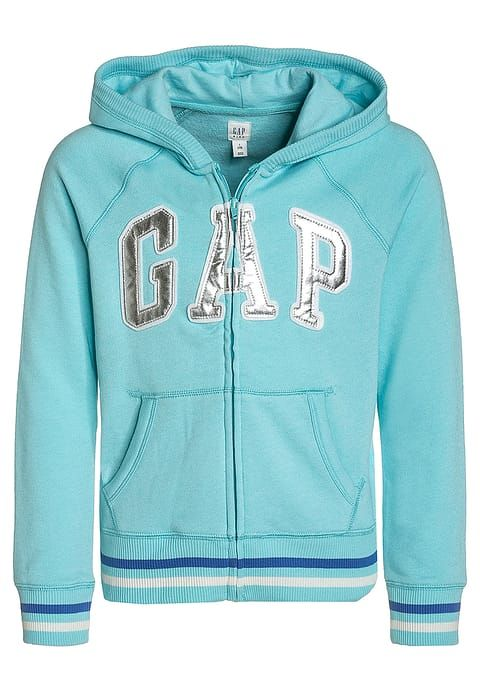 GAP Sweatshirt - splash blue - Zalando.se