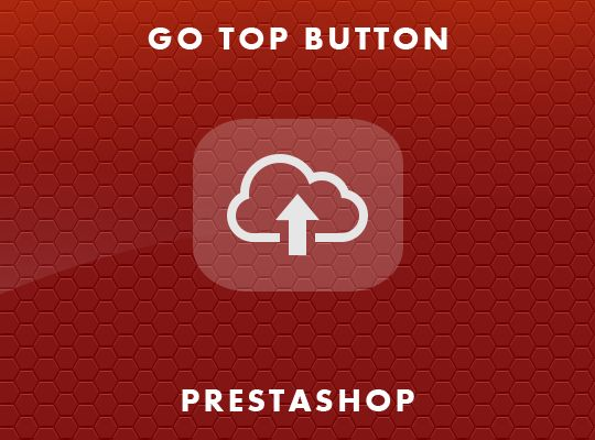Adds a go top button for PrestaShop v1.5 #prestashop #ecommerce #modules