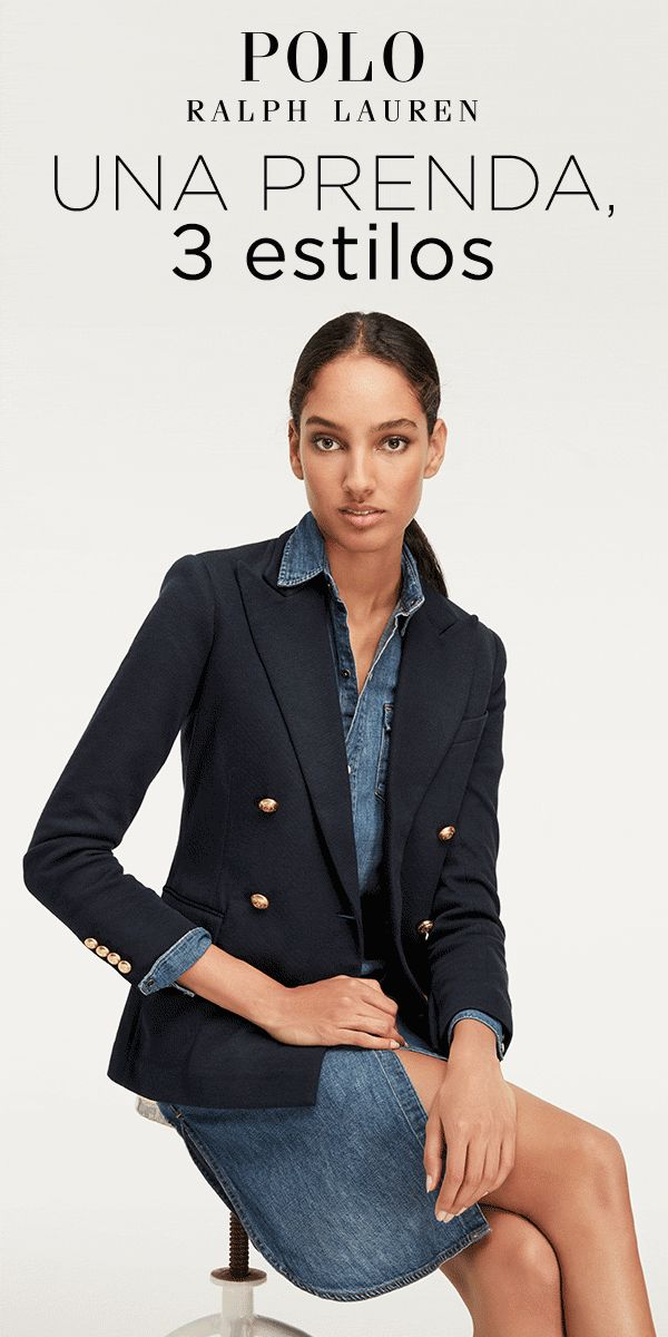 Polo Ralph Lauren - Way To Wear