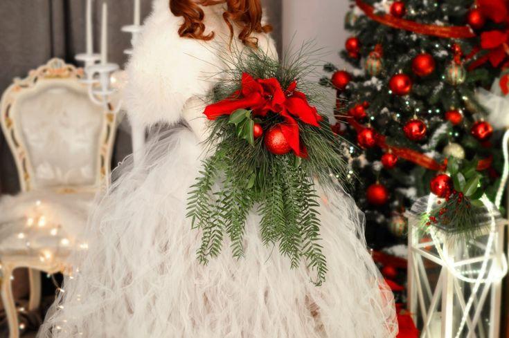 Ker smo vsi v pričakovanju enega izmed najlepših praznikov v letu, vas želimo tudi mi navdihniti z božično inspirirano dekoracijo.