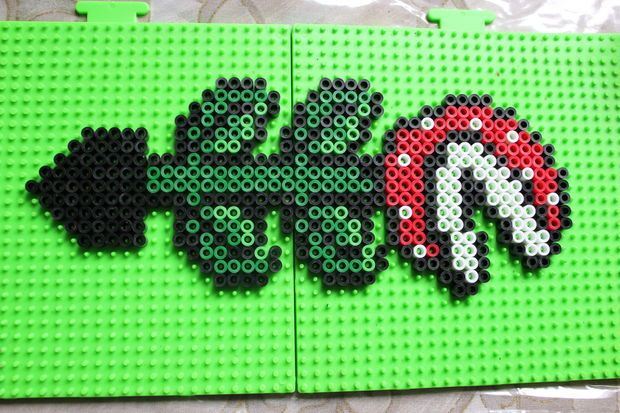17 Best Images About ☆ Perler ☆ On Pinterest