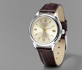 Women Leather Strap Watch