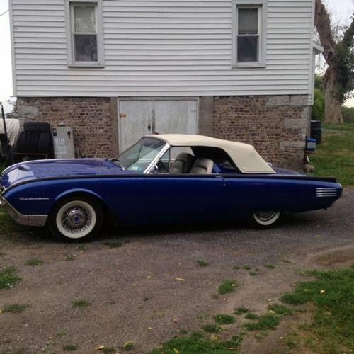 1961 Ford Thunderbird - Phelps, NY