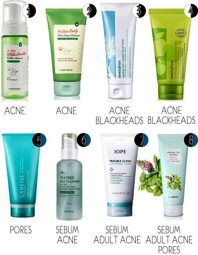 Skincare Routine Order For Oily Skin For Korean Skin Care Products For Glass Skin Nor Skincare St Skin Cleanser Products Skincare For Oily Skin Korean Skincare