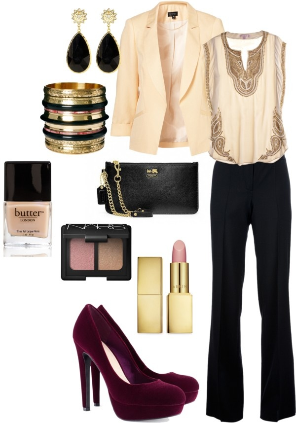 """""""business dinner"""" by katirose on Polyvore: Business Dinners, Dinners Sets, Classic Fashion, Fashion That, Fashion Expertis, Fashionista Style, I D Wear, Business Chic, Dinner Sets"""