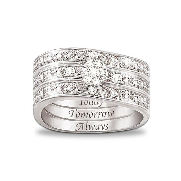 nice ring lovely wedding ring pinterest. Black Bedroom Furniture Sets. Home Design Ideas