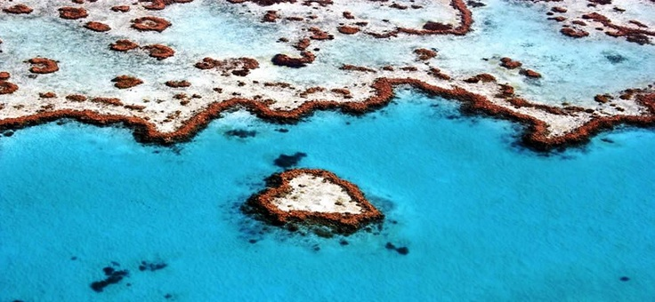 The Whitsundays in Queensland