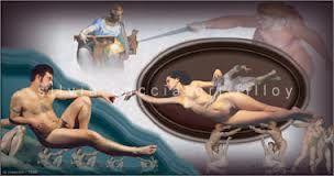 """Mira este video que cuenta la creación de la mujer.Lee los capitulos y versículos de la biblia que te indica piensa cuál es nuestro origen (mujer).Hombre siéntete alagado porque nos crearon para acompañarlos. Y luego de verlo discrepa conmigo """"Hasta en el cielo defienden a los hombres y les da la razón"""". Si eres hombre no lo veas."""
