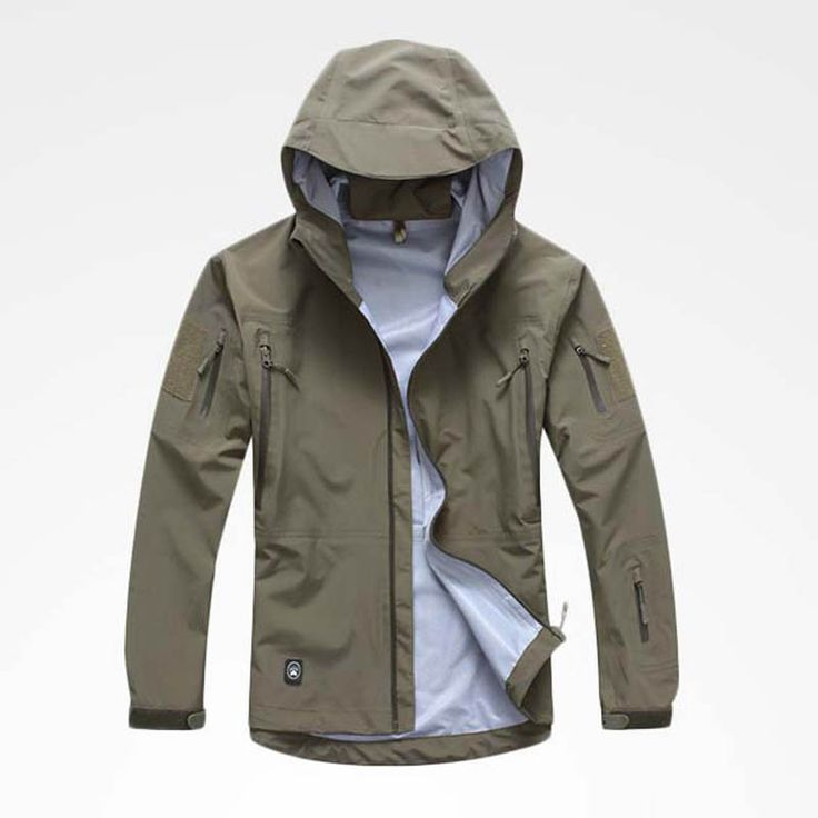 Cheap jacket punk, Buy Quality jacket down directly from China clothes for apple shape Suppliers: Autumn TAD Tactical Military Soft Shell Fleece Hoody Jacket Men Sportswear Thermal JacketUSD 35.88/pieceTAD soft shell M