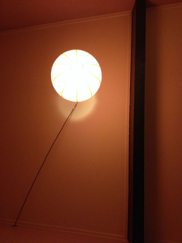 Lamp Photo: Sonja Hovmand Steffensen
