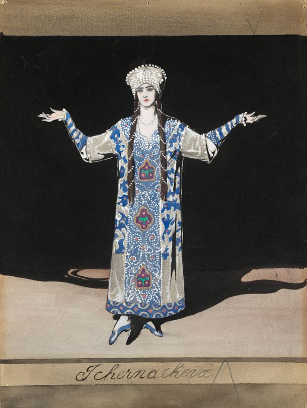 Diaghilev and the Ballets Russes - Victoria and Albert Museum