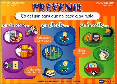 prevencionde accidentes