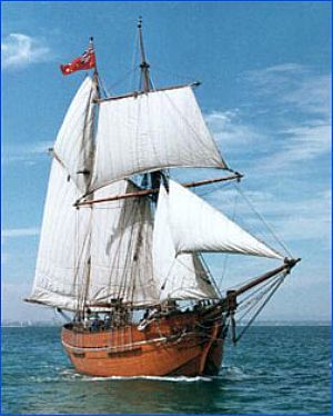 }{   Enterprize Tall Ship in Geelong for Labour Day weekend - Wooden Boat News
