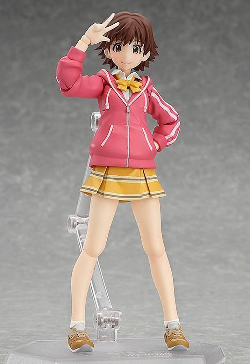 Buy Action Figure - The Idolmaster Cinderella Girls Action Figure - Figma Mio Honda Cinderella Project Ver. - Archonia.com