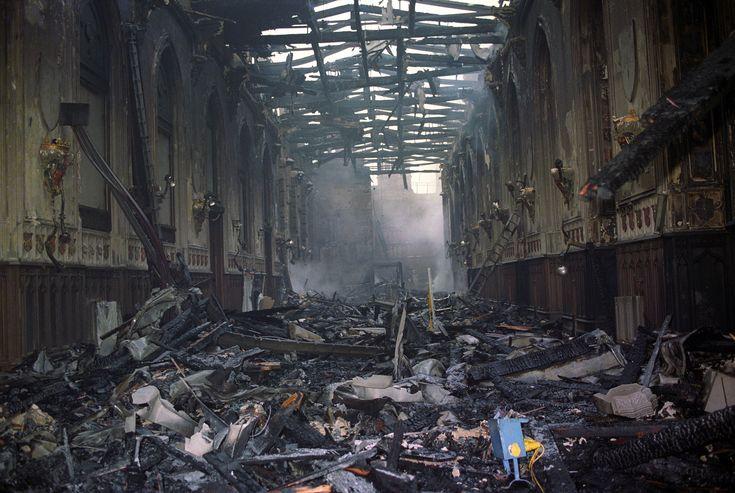Notre Dame Will Rebuild — Just Like Windsor Castle ...