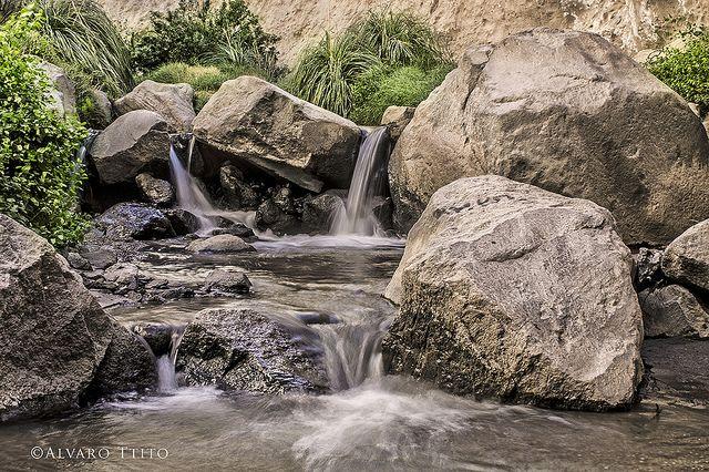 cerca a cataratas de Capua - Yura Arequipa | Flickr: Intercambio de fotos