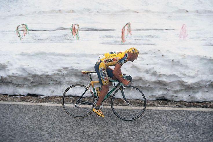 Legend - Marco Pantani.